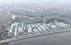 Nieuw Zuid: een duurzame nieuwe wijk in Antwerpen