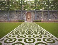 Het perfecte terras met ecologische designbestrating