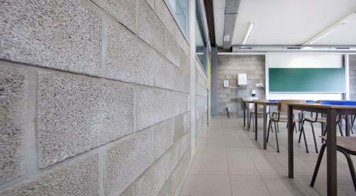 Betonfabriek Coeck en Recticel Insulation: pioniers in duurzame scholenbouw