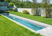 Zwembad anno 2014: Design en durf