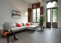 Haal een houtlook in huis