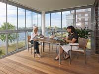 Balkonbeglazing: openheid en bescherming