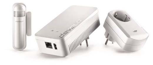 Devolo presenteert devolo Home Control en Gigabit Powerline