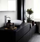 Richt je badkamer op maat in met Dekton