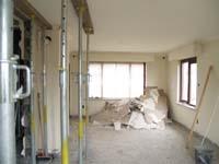 Kun je in je huis blijven wonen tijdens een verbouwing?