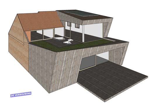 Architectuur van De Verbouwing