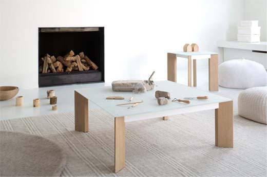 Largo Wood: Warm hout en fluwelig glas