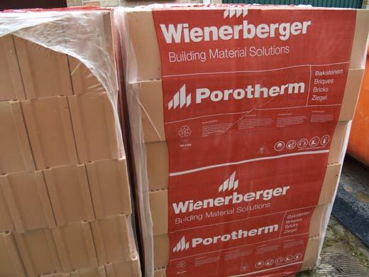 Snelbouwstenen voor de verbouwing: PLS500 van Wienerberger