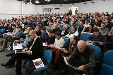 520 architecten bij infosessie duurzaam én betaalbaar BEN-bouwen