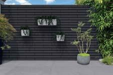 Modulair muursysteem om je eigen buitenruimte in te richten