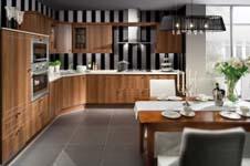 Keuze in keukenfronten