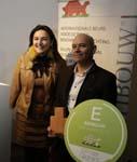 Smappee wint ECO Award op Batibouw 2015