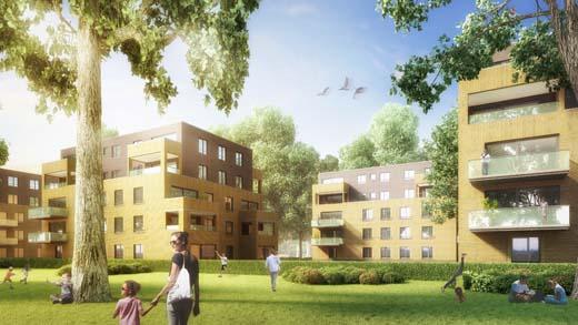 Eerstesteenlegging woonproject Bootsman in Oostende