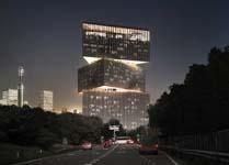 Architectenbureau OMA ontwerpt groot hotel in Amsterdam