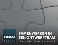 Nieuwe NAV-publicatie over samenwerken in een ontwerpteam