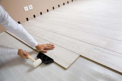 Hoe Laminaat Leggen : Hoe leg ik een laminaatvloer? bouwenwonen.net