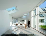 Laat bij het ontwerpen van een woning de zon binnen