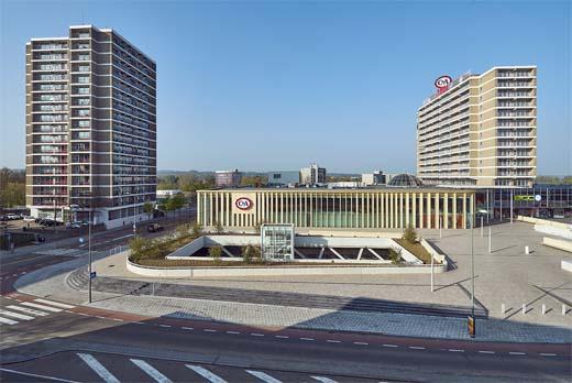 Powerhouse Company renoveert winkelcentrum in Heerlen