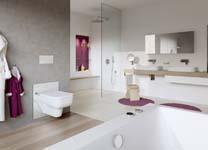 Badkamer voor iedere leeftijd en lengte