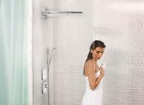 De nieuwe douche-ervaring: ruimte, glas, rust en helderheid