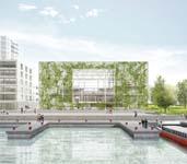 Stadsgebouw Oude Dokken in Gent krijgt vorm
