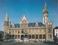 Oud postkantoor in Gent krijgt hippe hotelkamers