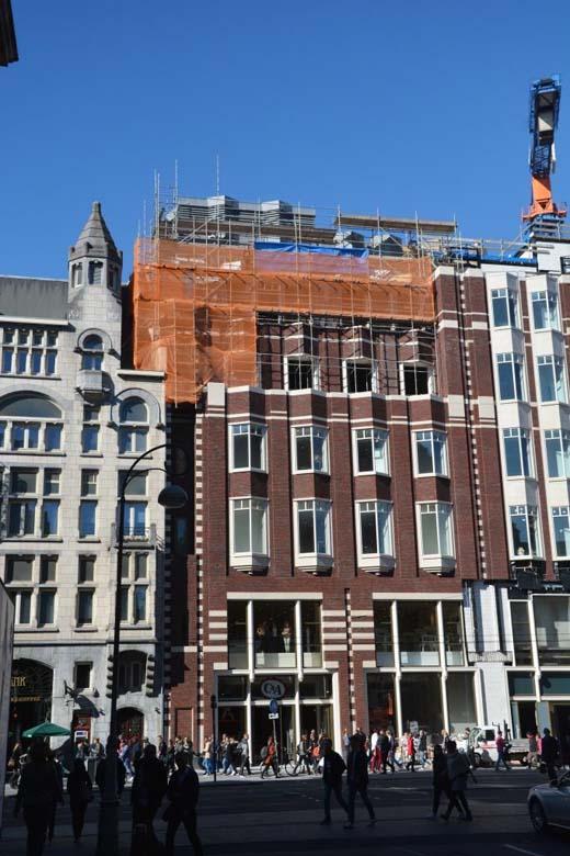 VMZINC zet de kroon op groots retailproject in Amsterdam