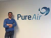 Pure Air neemt T.M.W. over en blijft groeien op ventilatiemarkt