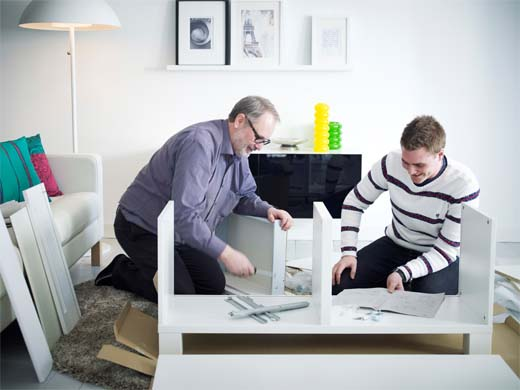 Montagehandleiding IKEA wint Paul Mijksenaar Award 2015
