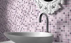 Badkamer Ideeen Mozaiek : Bekend grijze tegels badkamer ag u aboriginaltourismontario