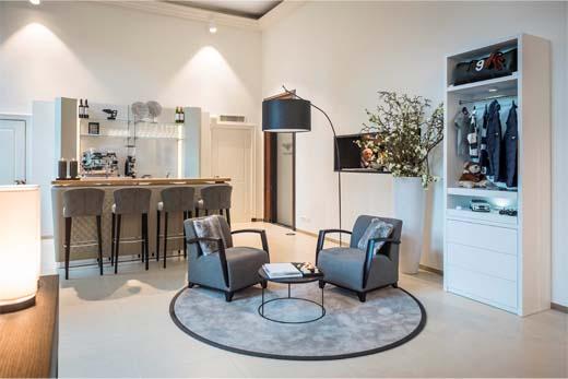 Bentley Amsterdam opent in Conservatorium Hotel