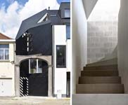 `Fou de Gand`, een B&B die houdt van beton