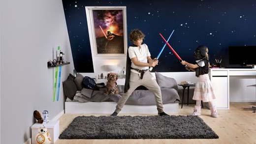 Velux Star Wars collectie