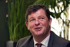 Staatssecretaris Bart Tommelein wint de Gouden Baksteen 2016