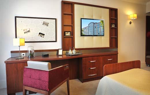 Antwerps hotel wordt vijfsterren Woonzorgcentrum Park Lane