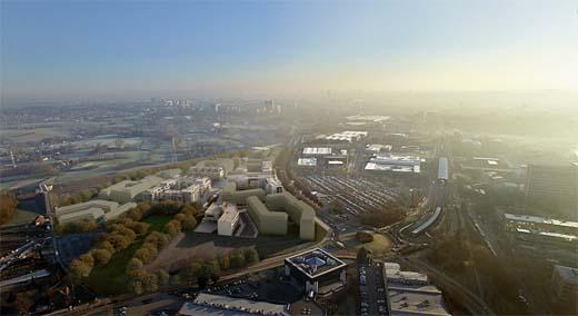 Een nieuwe buurt voor Anderlecht