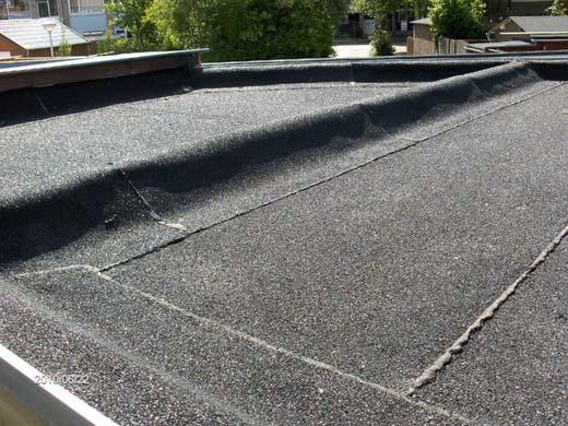 Tips voor de dakbedekking van een plat dak
