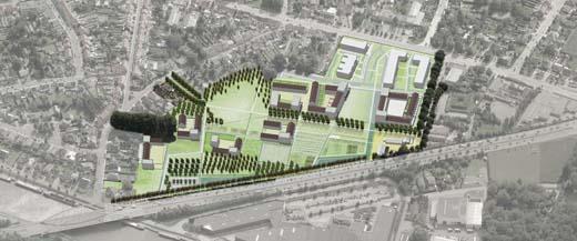 De Werve Hoef: een duurzame wijk in Wijnegem