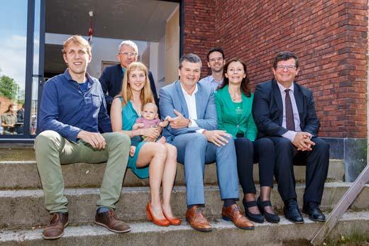 Minister Tommelein en burgemeester Somers bezoeken Mechels proefproject