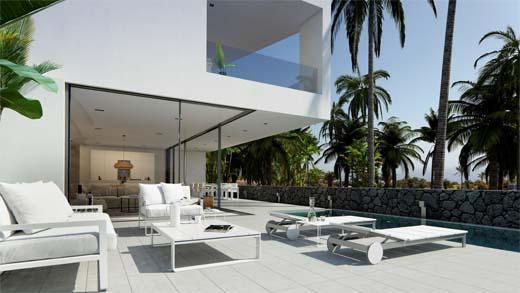 Belgen tweede grootste kopers van luxevastgoed in Tenerife