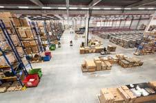 Reynaers Aluminium breidt opslagcapaciteit uit met bijna 20.000 m²