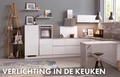 Tips voor verlichting in de keuken - bouwenwonen.net