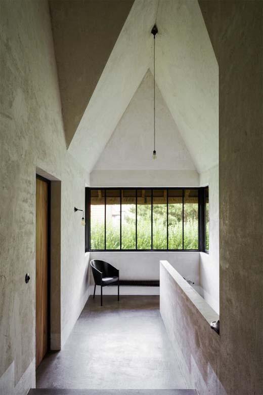 BB Bea: eenvoud van beton versterkt contrast!