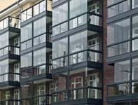 Balkons vormen extra woonkamer