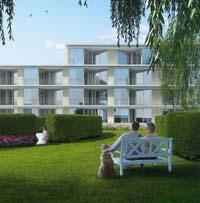 Start voorverkoopfase woonproject Beukenhof te Oostduinkerke