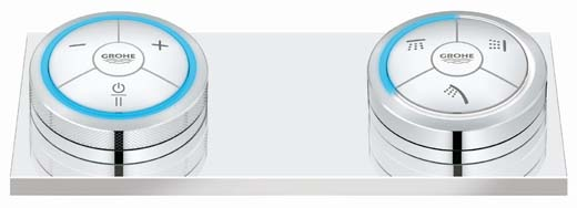 Digitale sanitairtechnologie doet haar intrede in keukens en badkamers
