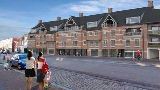 Nieuwbouwproject Thilda in Heide-Kalmthout
