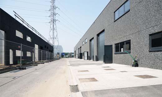 KMO-park 't SAS lokt ondernemers naar Kampenhout