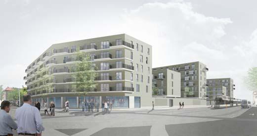 Startschot voor bouwwerken nieuwe sociale woningen op Rabotsite