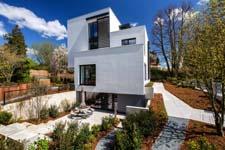Mijn huis mijn architect moderne woning in brussel bouwenwonen